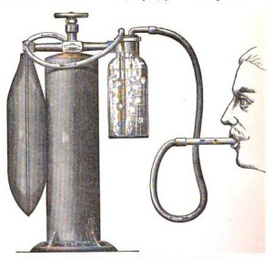 An glimpse at Oxygen Therapy in 1903.