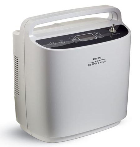 Respironics SimplyGo 5 Oxygen Concentrator